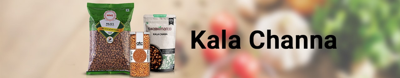 Kala Channa Price List in India