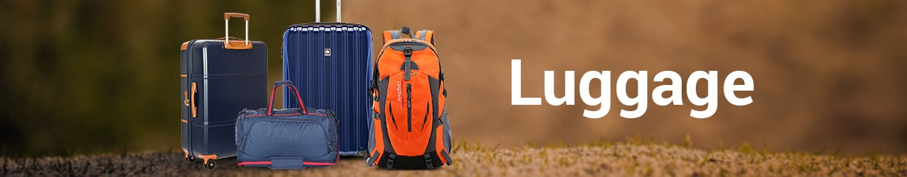 Luggage Bags Price List in India