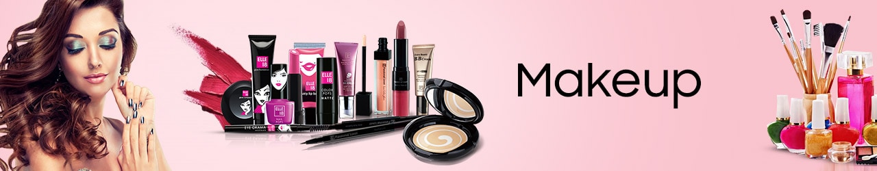 Makeup Price List in India