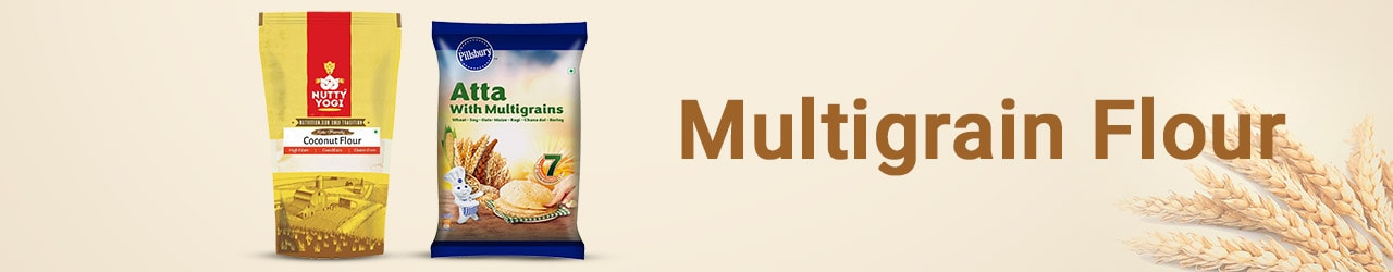 Multigrain Flour Price List in India