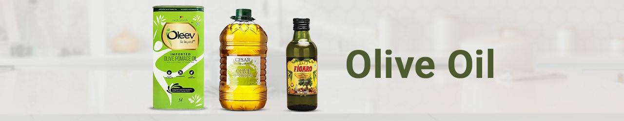 Olive Oil Price List in India