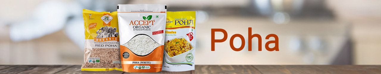 Poha Price List in India