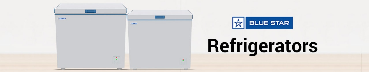 Blue Star Refrigerators Price in India