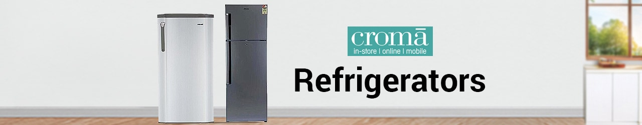 Croma Refrigerators Price in India