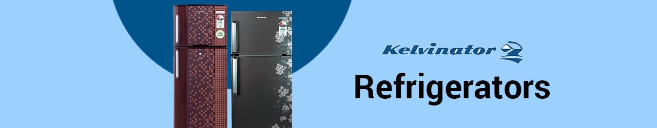 Kelvinator Refrigerators Price in India