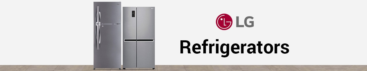 LG Refrigerators Price in India