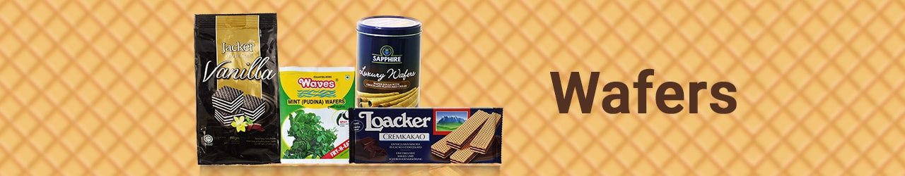 Wafers Price List in India