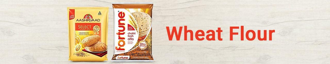 Wheat Flour Price List in India