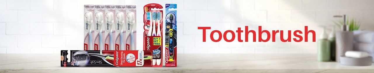 Toothbrush Price List in India