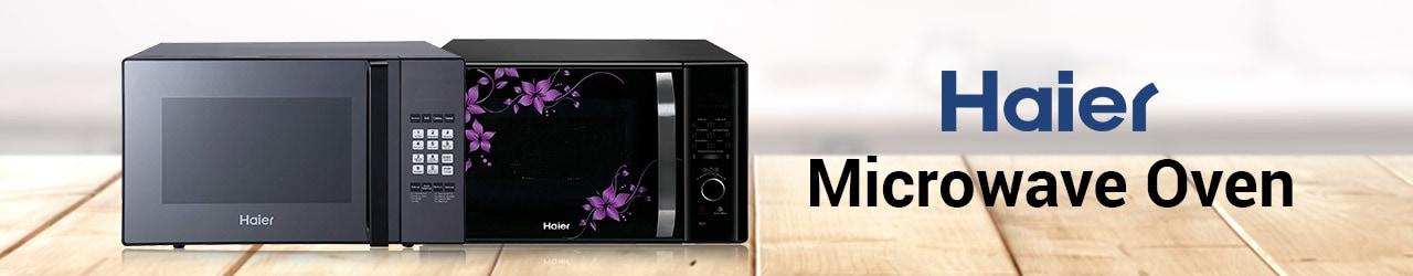 Haier Microwave Ovens
