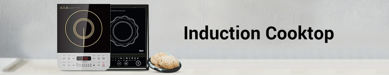 Induction Cooktops Price List in India