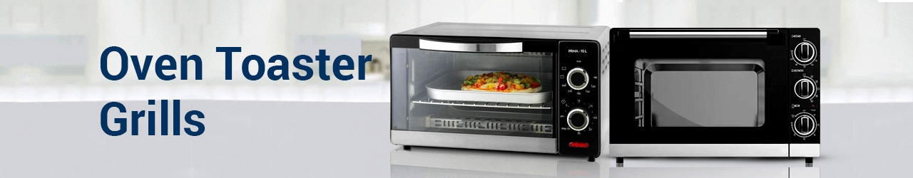 Ovens Toaster Grills (OTG Oven) Price List in India
