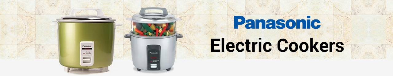 Panasonic Electric Cookers Price in India