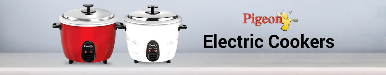 Pigeon Electric Cookers Price in India
