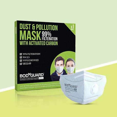 3m 9332 n99 pollution mask aura white