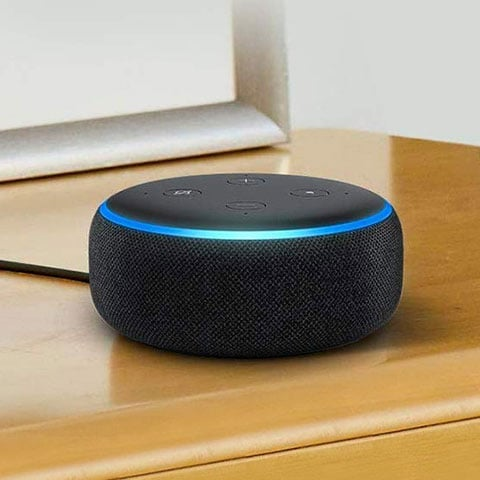 Deal of the Day – Buy Echo Dot (3rd Gen) - New and improved smart speaker with Alexa at Price 3999.00