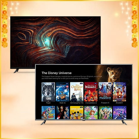 Deal of the Day – Buy OnePlus Y Series 108 cm (43 inches) Full HD LED Smart Android TV 43Y1 (Black) at Price 24999.00