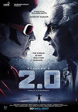 2.0 Movie Release Date, Cast, Trailer, Songs, Review