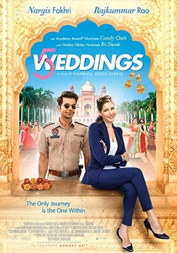 5 Weddings Movie Release Date, Cast, Trailer, Songs, Review