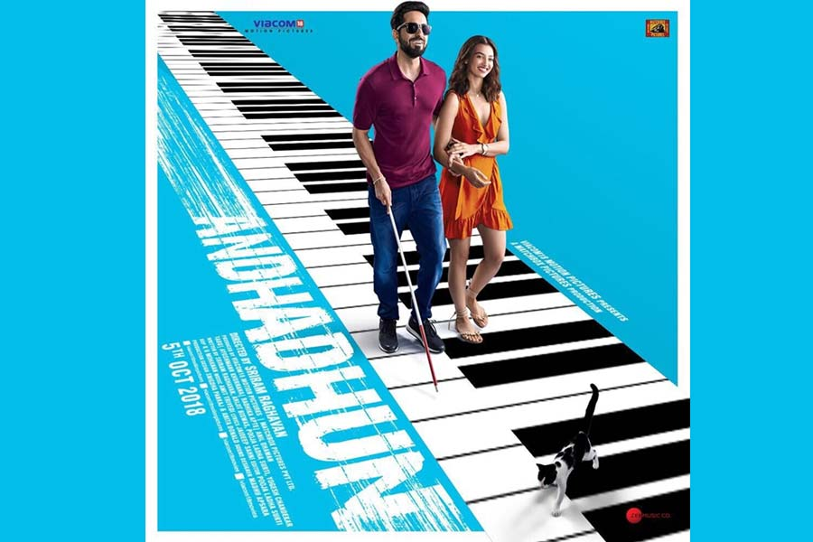 Andhadhun Movie Ticket Booking Offers, Release Date, Cast, Trailer, Songs, Review