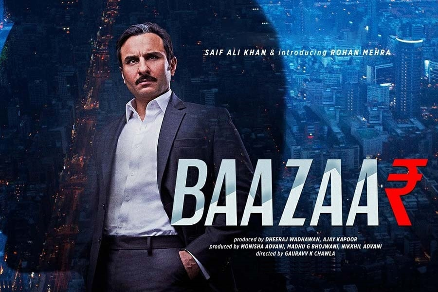 Baazaar Movie Ticket Booking Offers, Release Date, Cast, Trailer, Songs, Review