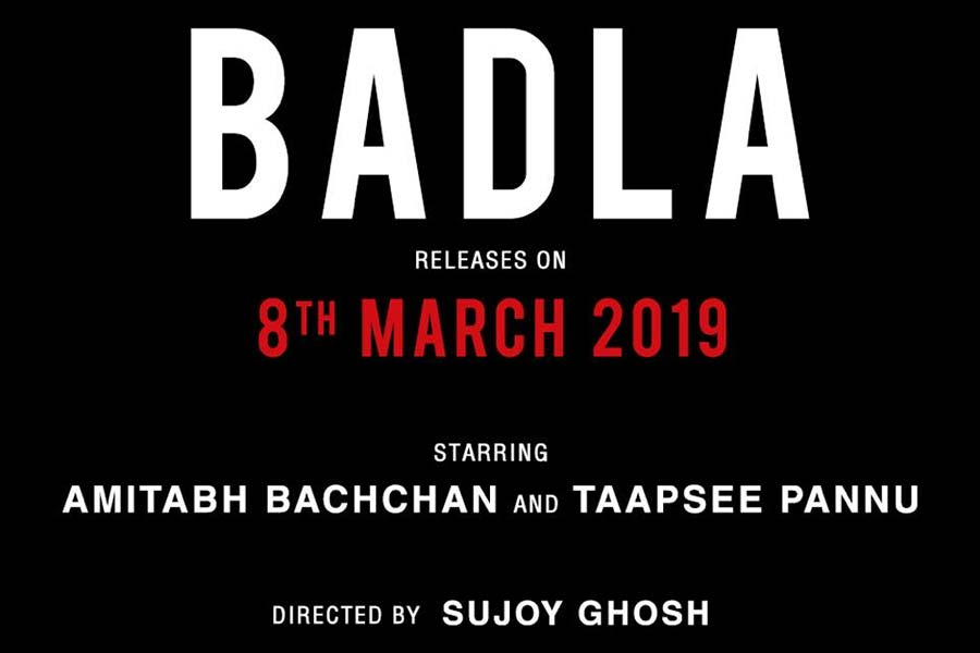 Badla Movie Ticket Booking Offers, Release Date, Cast, Trailer, Songs, Review