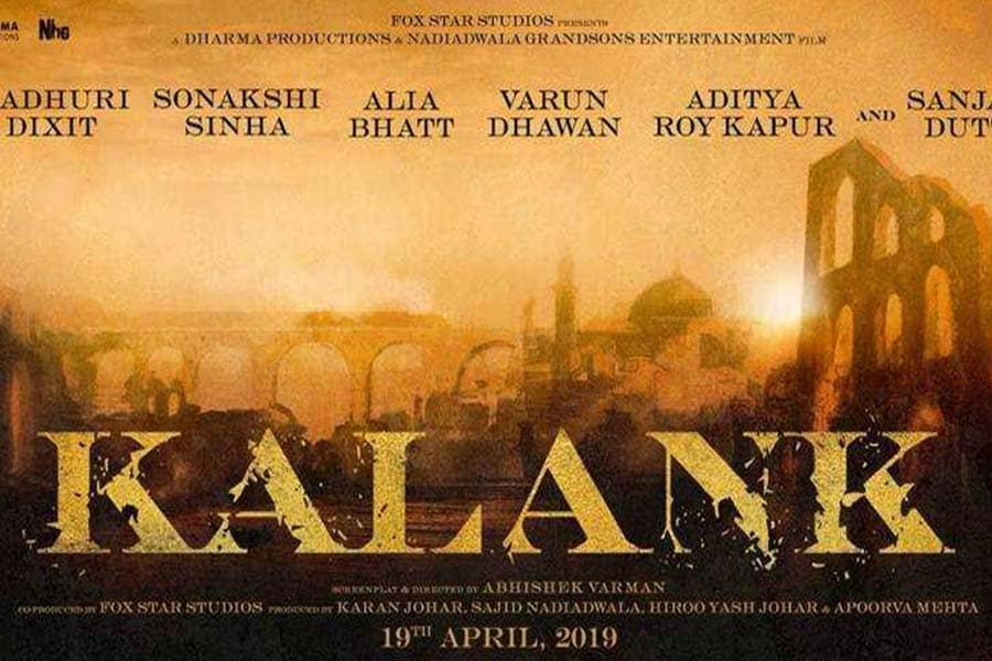 Kalank Movie Ticket Booking Offers, Release Date, Cast, Trailer, Songs, Review