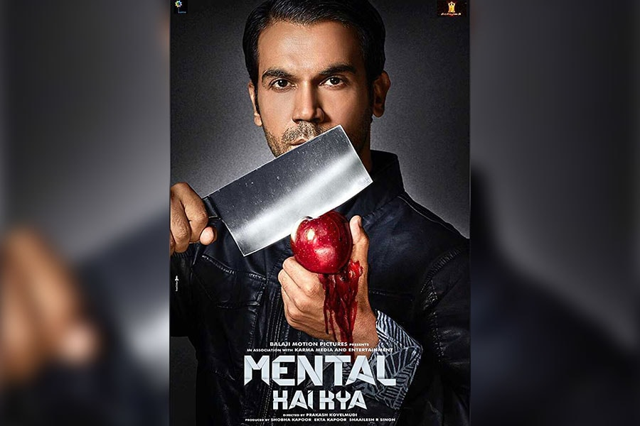 Mental Hai Kya Movie Ticket Offers, Online Booking, Ticket Price, Reviews and Ratings