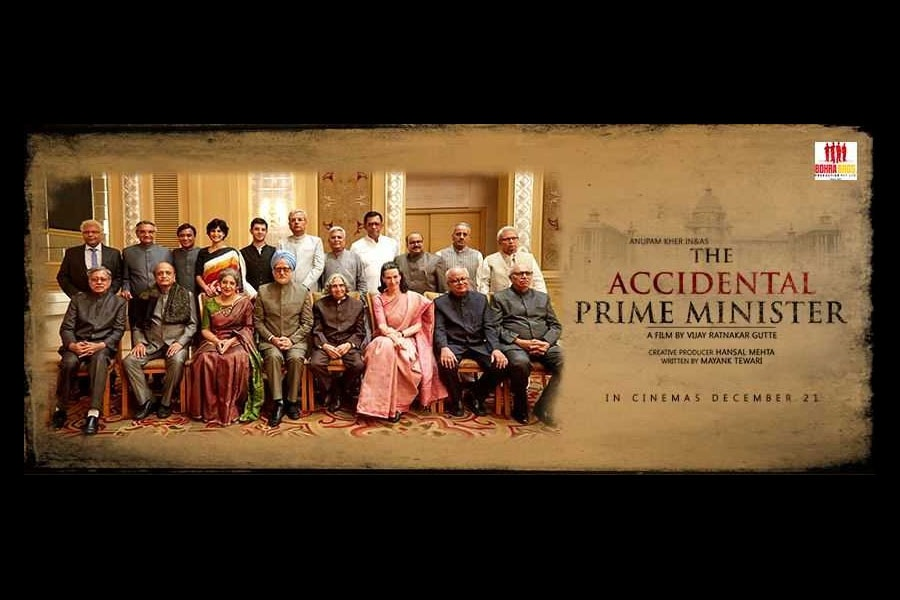 The Accidental Prime Minister Movie Ticket Booking Offers, Release Date, Cast, Trailer, Songs, Review