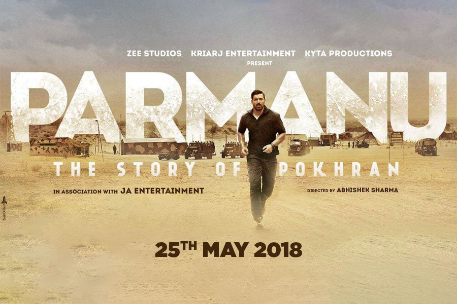 Parmanu: The Story Of Pokhran Movie Ticket Offers, Online Booking, Ticket Price, Reviews and Ratings
