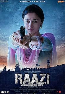 Raazi Movie Release Date, Cast, Trailer, Songs, Review