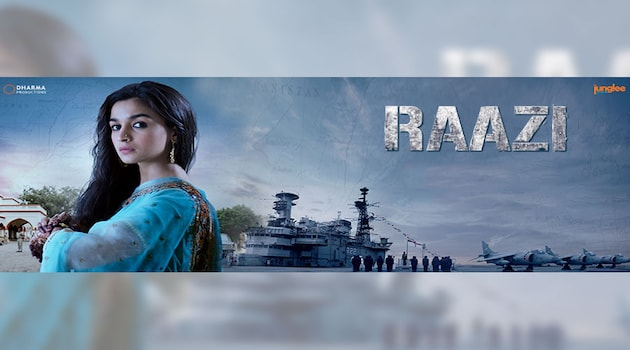 Raazi Movie Ticket Offers, Online Booking, Ticket Price, Reviews and Ratings