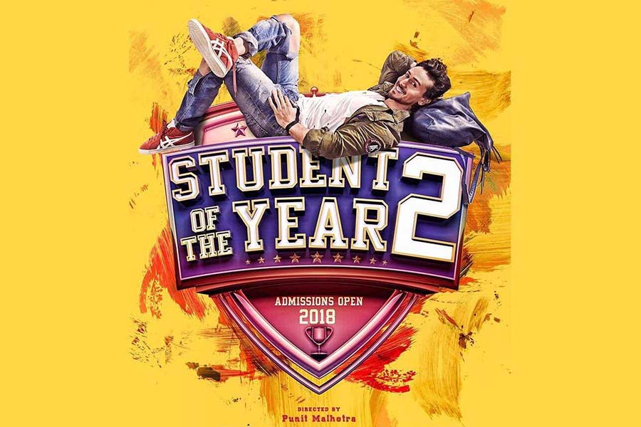 Student of the Year 2 Movie Ticket Offers, Online Booking, Ticket Price, Reviews and Ratings
