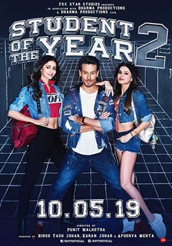 Student Of the Year 2 Movie Release Date, Cast, Trailer, Songs, Review