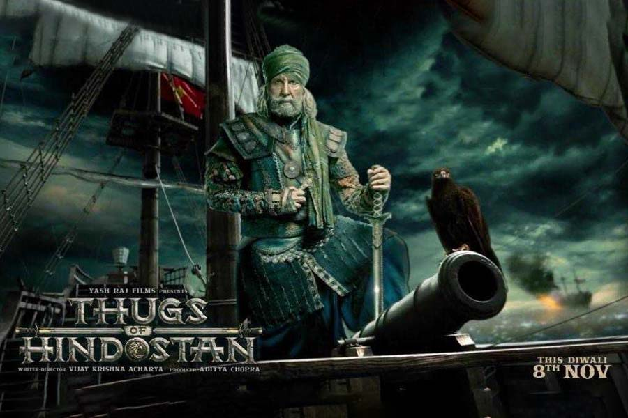 Thugs Of Hindostan Movie Ticket Offers, Online Booking, Ticket Price, Reviews and Ratings