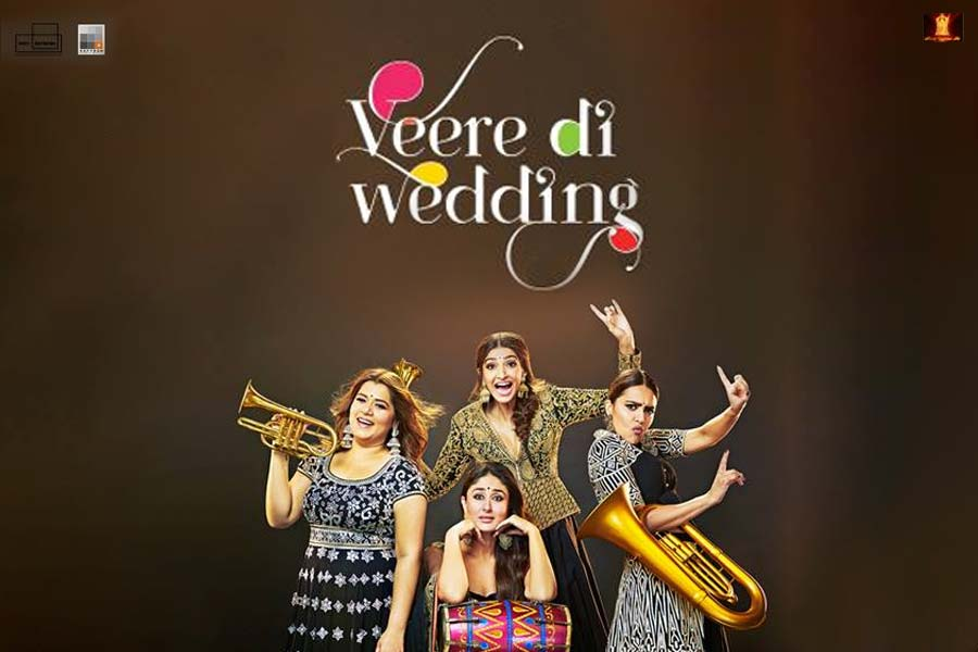 Veere Di Wedding Movie Ticket Offers, Online Booking, Ticket Price, Reviews and Ratings