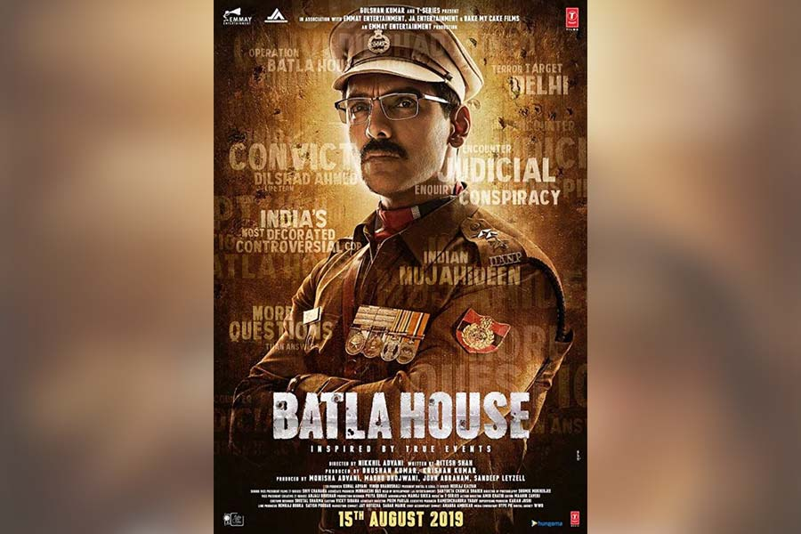 Batla House Movie Ticket Booking Offers, Release Date, Cast, Trailer, Songs, Review