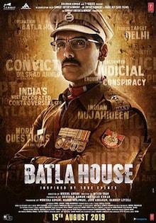 Batla House Movie Release Date, Cast, Trailer, Songs, Review