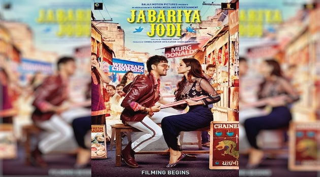 Jabariya Jodi Movie Ticket Offers, Online Booking, Ticket Price, Reviews and Ratings