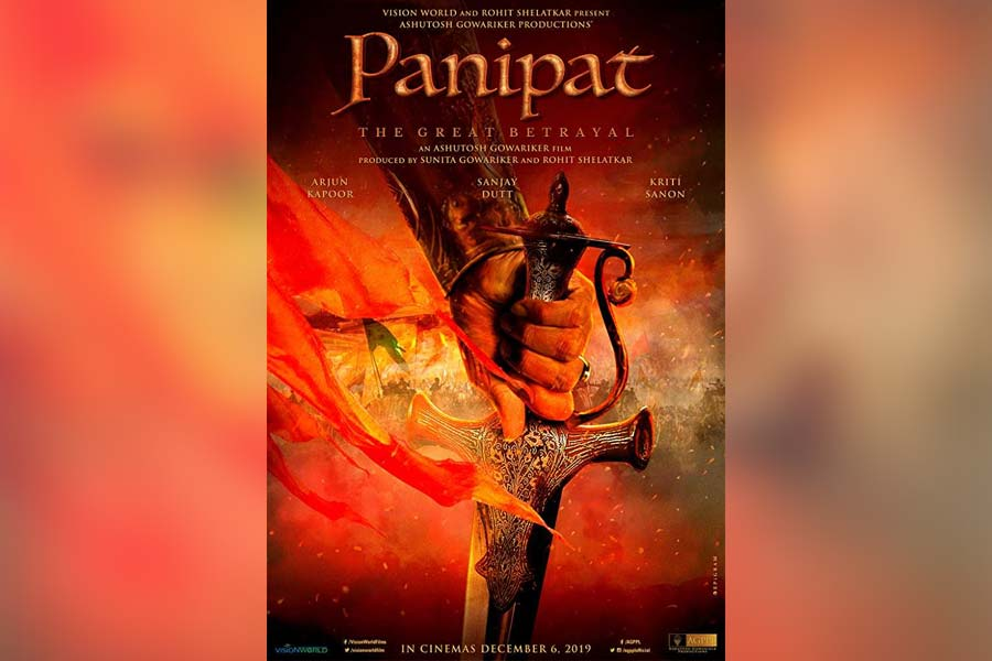 Panipat Movie Ticket Booking Offers, Release Date, Cast, Trailer, Songs, Review
