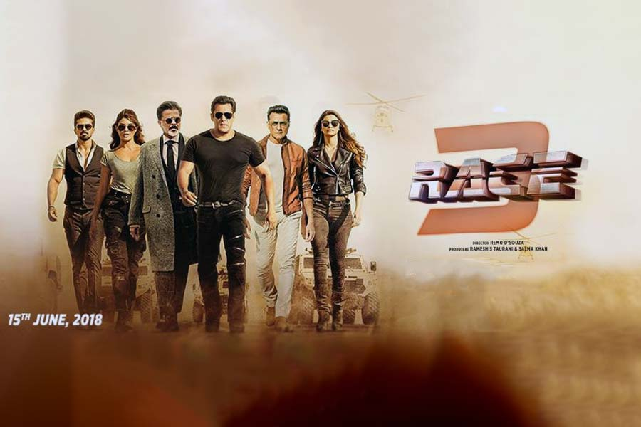Race 3 Movie Ticket Offers, Online Booking, Ticket Price, Reviews and Ratings