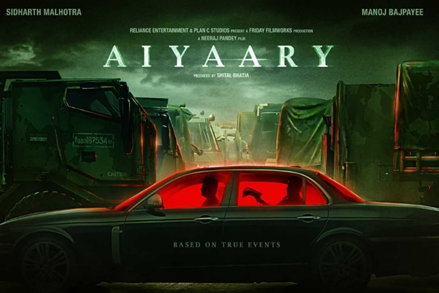 Aiyaary Movie Ticket Booking Offers, Release Date, Cast, Trailer, Songs, Review