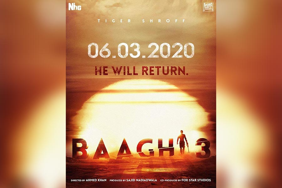 Baaghi 3 Movie Ticket Booking Offers, Release Date, Cast, Trailer, Songs, Review