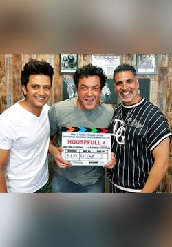 Housefull 4 Movie Release Date, Cast, Trailer, Songs, Review