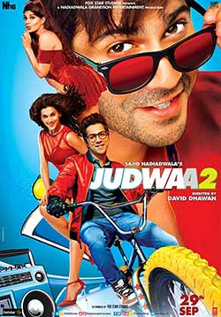Judwaa 2 Movie Release Date, Cast, Trailer, Songs, Review