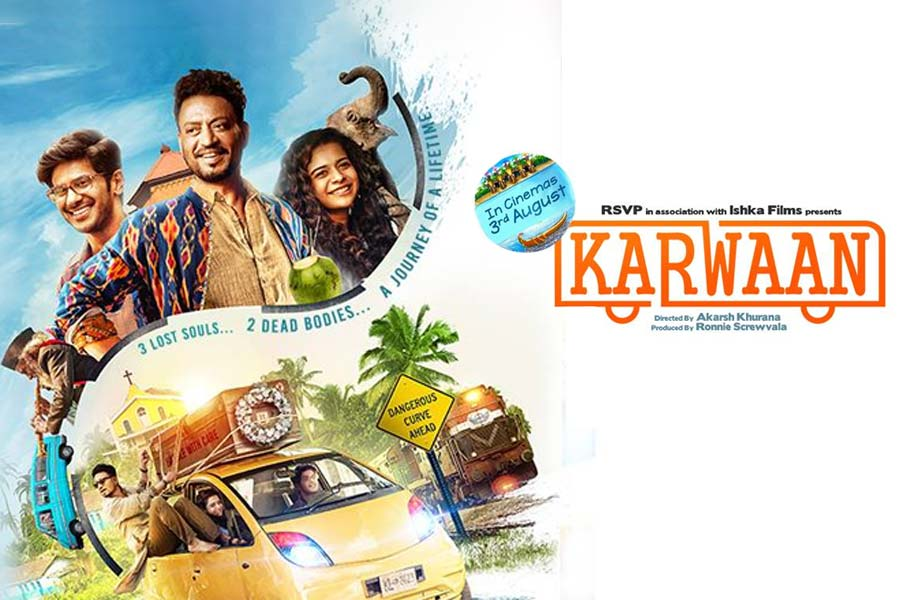 Karwaan Movie Ticket Offers, Online Booking, Ticket Price, Reviews and Ratings
