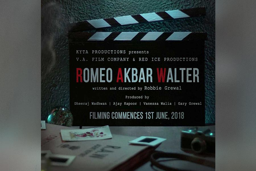 Romeo Akbar Walter Movie Ticket Booking Offers, Release Date, Cast, Trailer, Songs, Review