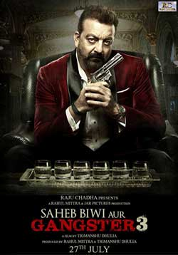 Saheb, Biwi Aur Gangster 3 Movie Release Date, Cast, Trailer, Songs, Review