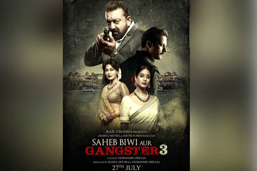 Saheb, Biwi Aur Gangster 3 Movie Ticket Offers, Online Booking, Ticket Price, Reviews and Ratings