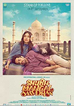 Shubh Mangal Saavdhan Movie Release Date, Cast, Trailer, Songs, Review